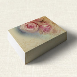Κουτάκι Γάμου MyMastoras®- Roses