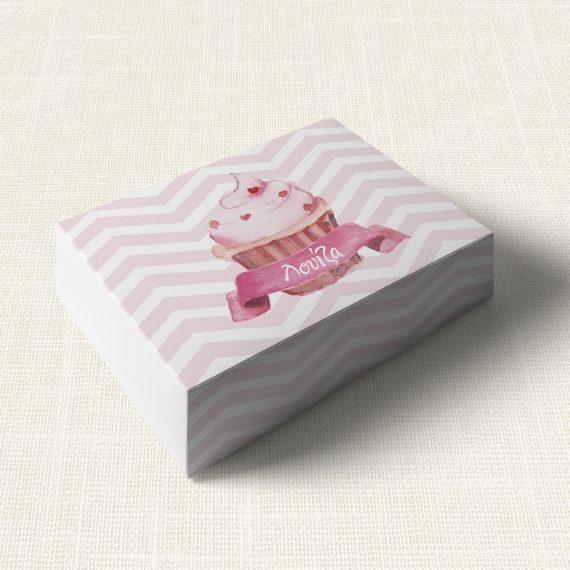 Κουτάκι Βάπτισης MyMastoras®- Sweet girl