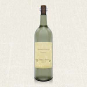 Ετικέτα Κρασιού MyMastoras®- Olive