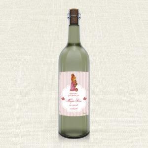 Ετικέτα Κρασιού MyMastoras®- Sara