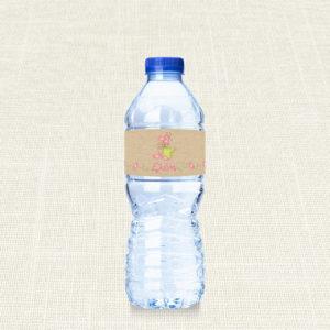Ετικέτα Νερού MyMastoras®- Watering Can