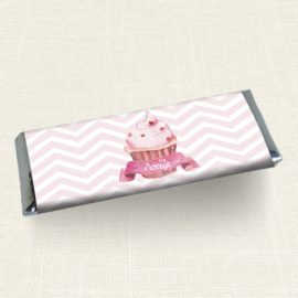 Περιτύλιγμα Σοκολάτας MyMastoras®- Sweet girl