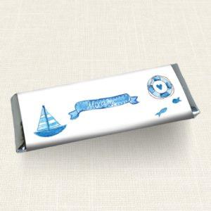 Περιτύλιγμα Σοκολάτας MyMastoras®- Ribbon Boat