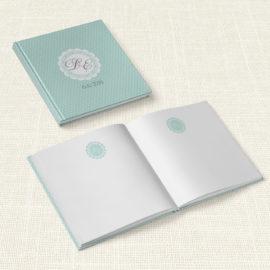 Βιβλίο Ευχών Γάμου MyMastoras® - Ment Polk