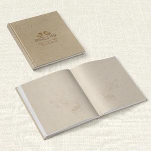 Βιβλίο Ευχών Γάμου MyMastoras® - Calendar Birds