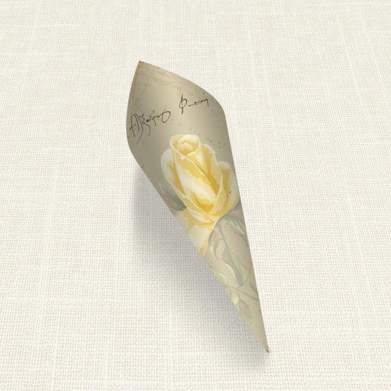 Χωνάκι MyMastoras®- Yellow Roses