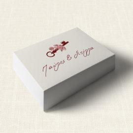 Κουτάκι Γάμου MyMastoras®- Key Life