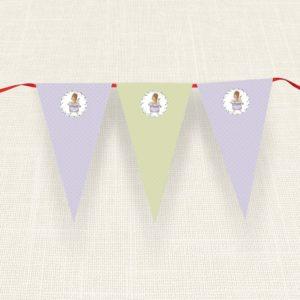 Σημαιάκια MyMastoras®- Sara Bath