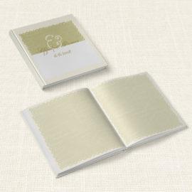 Βιβλίο Ευχών Γάμου MyMastoras® - Handwriting