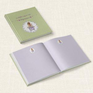 Βιβλίο Ευχών Βάπτισης MyMastoras® – Sara Bath