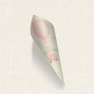 Χωνάκι MyMastoras®- Pink Aerostat