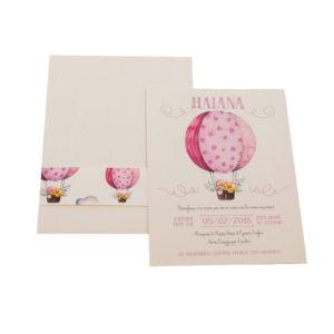 Προσκλητήριο MyMastoras® – Pink