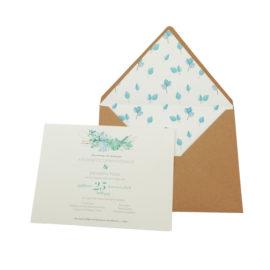 Προσκλητήρια Γάμου MyMastoras® – Σειρά Neddy (300.007)